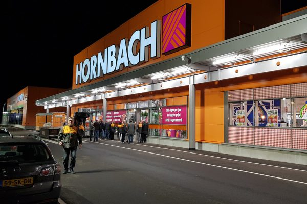 Opening nieuwe Hornbach in Duiven 4