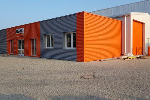 Nieuwbouw Boels verhuurcentrum Norderstedt 6